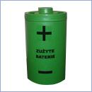Pojemnik PN006 pojemniki na baterie pojemniki na odpady niebezpieczne