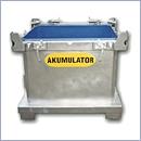 Pojemnik PN017 pojemniki na akumulatory pojemniki na odpady niebezpieczne