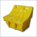 Pojemnik PS012 pojemniki na piasek pojemniki na sól pojemniki na sorbent