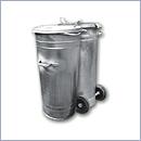 Pojemnik PU012 pojemniki uniwersalne pojemniki na odpady kubły na śmieci