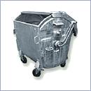 Pojemnik PU013 pojemniki uniwersalne pojemniki na odpady kubły na śmieci