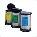 Pojemnik PW003/20 pojemniki do segregacji odpadów wewnątrz kosze do segregacji śmieci segregacja odpadów