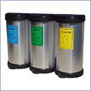 Pojemnik PW003/40 pojemniki do segregacji odpadów wewnątrz kosze do segregacji śmieci segregacja odpadów