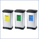 Pojemnik PW004/50 pojemniki do segregacji odpadów wewnątrz kosze do segregacji śmieci segregacja odpadów