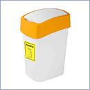 Pojemnik PW006 pojemniki do segregacji odpadów wewnątrz kosze do segregacji śmieci segregacja odpadów