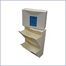 Pojemnik PW015 pojemniki do segregacji odpadów wewnątrz kosze do segregacji śmieci segregacja odpadów