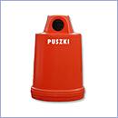 Pojemnik PW018 pojemniki do segregacji odpadów wewnątrz kosze do segregacji śmieci segregacja odpadów