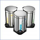 Pojemnik PW042 pojemniki do segregacji odpadów wewnątrz kosze do segregacji śmieci segregacja odpadów