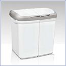 Pojemnik PW045 pojemniki do segregacji odpadów wewnątrz kosze do segregacji śmieci segregacja odpadów