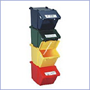 Pojemnik PW074 pojemniki do segregacji odpadów wewnątrz kosze do segregacji śmieci segregacja odpadów
