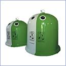 Pojemnik PZ012pojemniki do segregacji odpadów zewnątrz kosze do segregacji śmieci segregacja odpadów
