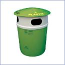 Pojemnik PZ020 pojemniki do segregacji odpadów zewnątrz kosze do segregacji śmieci segregacja odpadów