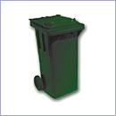 Pojemnik PZ022 pojemniki do segregacji odpadów zewnątrz kosze do segregacji śmieci segregacja odpadów
