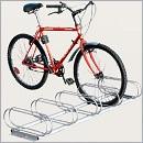 Stojak rowerowy SR38 stojaki rowerowe meble miejskie mała architektura miejska