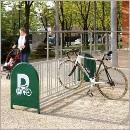 Stojak rowerowy SR42 stojaki rowerowe meble miejskie mała architektura miejska