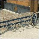 Stojak rowerowy SRM04 stojaki rowerowe meble miejskie mała architektura miejska