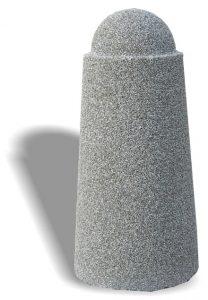 Słupek betonowy SB15 słupki betonowe meble miejskie mała architektura miejska 1