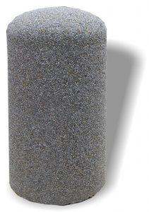 Słupek betonowy SB18 słupki betonowe meble miejskie mała architektura miejska 1