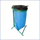 Stojak SW001/S pojemniki do segregacji stojaki na worki segregacja odpadów
