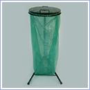 Stojak SW004/1 pojemniki do segregacji stojaki na worki segregacja odpadów