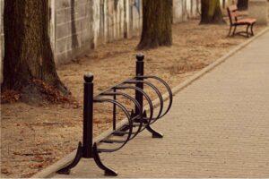 Stojak rowerowy SR01/5 (SR01/10) stojaki rowerowe meble miejskie mała architektura miejska 3