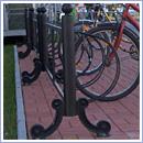 Stojak rowerowy SR02/5 (SR02/10) stojaki rowerowe meble miejskie mała architektura miejska