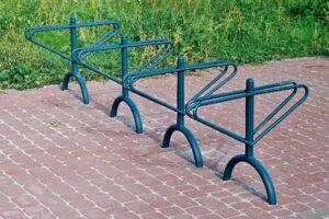 Stojak rowerowy SR21 stojaki rowerowe meble miejskie mała architektura miejska 2