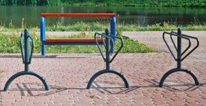 Stojak rowerowy SR21 stojaki rowerowe meble miejskie mała architektura miejska 3