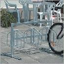 Stojak rowerowy SR61 stojaki rowerowe meble miejskie mała architektura miejska