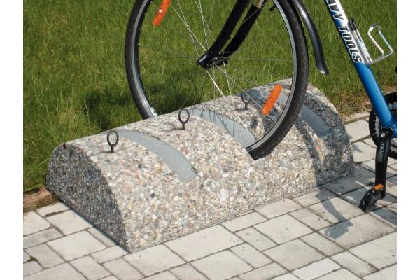 Stojak rowerowy SR75B stojaki rowerowe meble miejskie mala architektura miejska