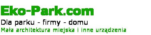 Eko-park.com – ławki, kosze, segregacja odpadów