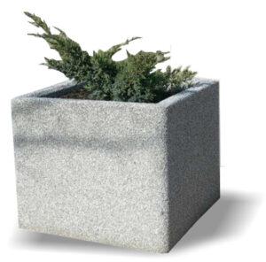 Donica betonowa DB12 donice betonowe mebel miejski mała architektura miejska