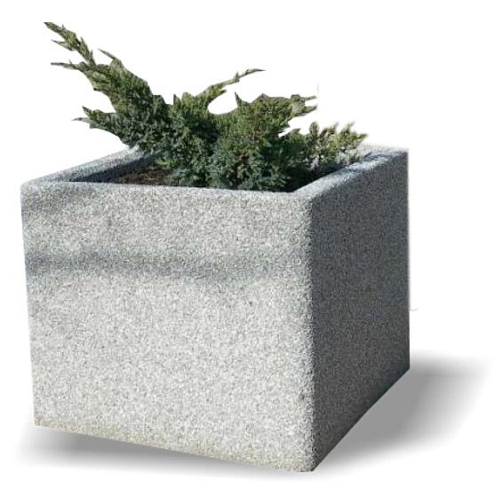 Donica DB12 donice betonowe mebel miejski mała architektura miejska