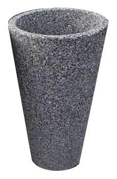 Donica betonowa DB34 donice betonowe mebel miejski mała architektura miejska