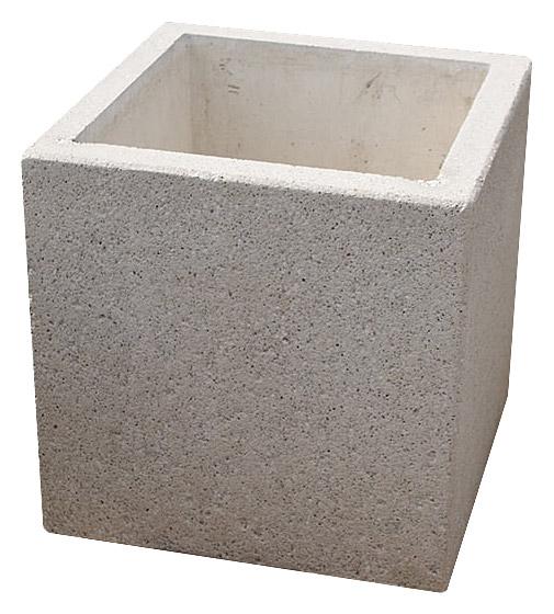 Donica betonowa DB35 donice betonowe mebel miejski mała architektura miejska