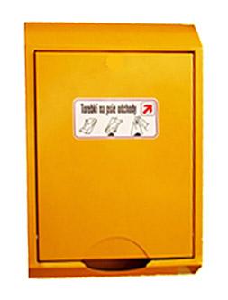 Dystrybutor woreczków ARES (naścienny)-3