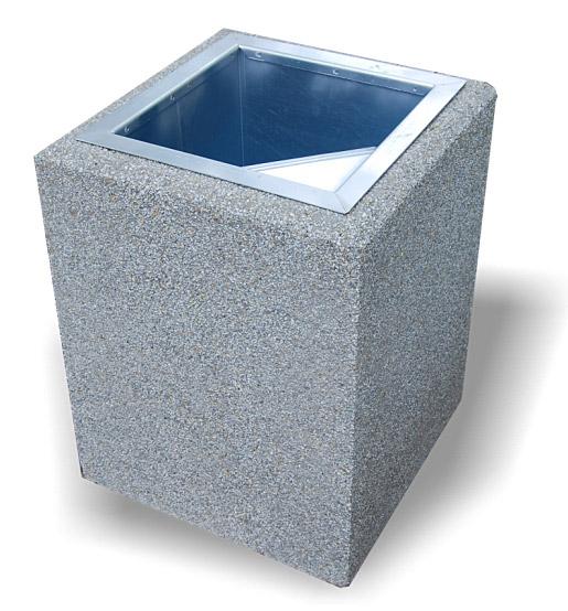 Kosz betonowy KT19