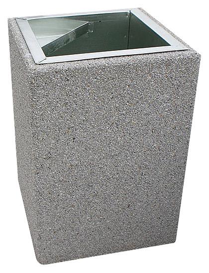 Kosz betonowy KT33