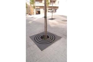 Krata ochronna KD38 kraty ochronne na drzewo do drzewa mała architektura miejska-2