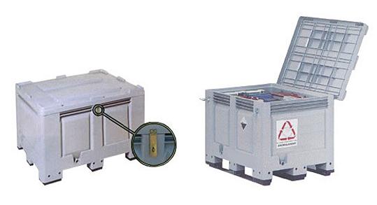 Pojemnik PN16 na akumulatory