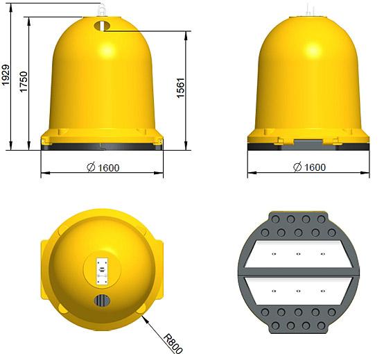 Pojemnik PZ08-2