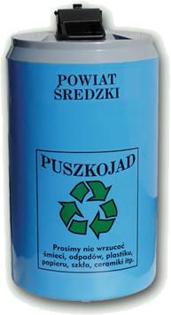 Pojemnik PZ21-1