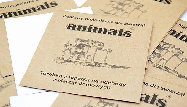 Torebki na psie odchody Animals sprzątanie po psach kosze na psie odchody stacje na psie kupy dystrybutory woreczki-1