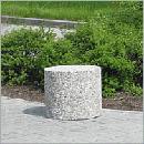 Słupek betonowy SB051 słupki betonowe meble miejskie mała architektura miejska