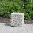 Słupek betonowy SB52 słupki betonowe meble miejskie mała architektura miejska