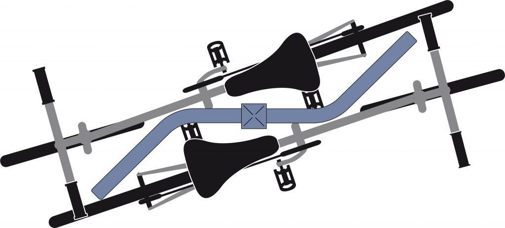 Stojak rowerowy SR33-1
