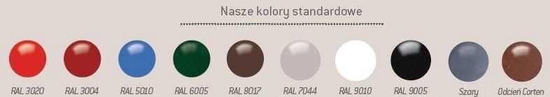 kolory RAL