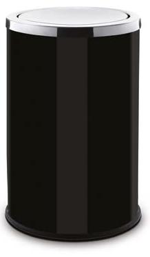 kosz KB25 - czarny