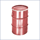 Beczka PN019 pojemniki na odpady niebezpieczne