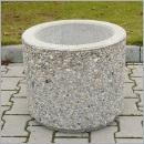 Donica DB51 donica betonowa meble miejskie donice miejskie